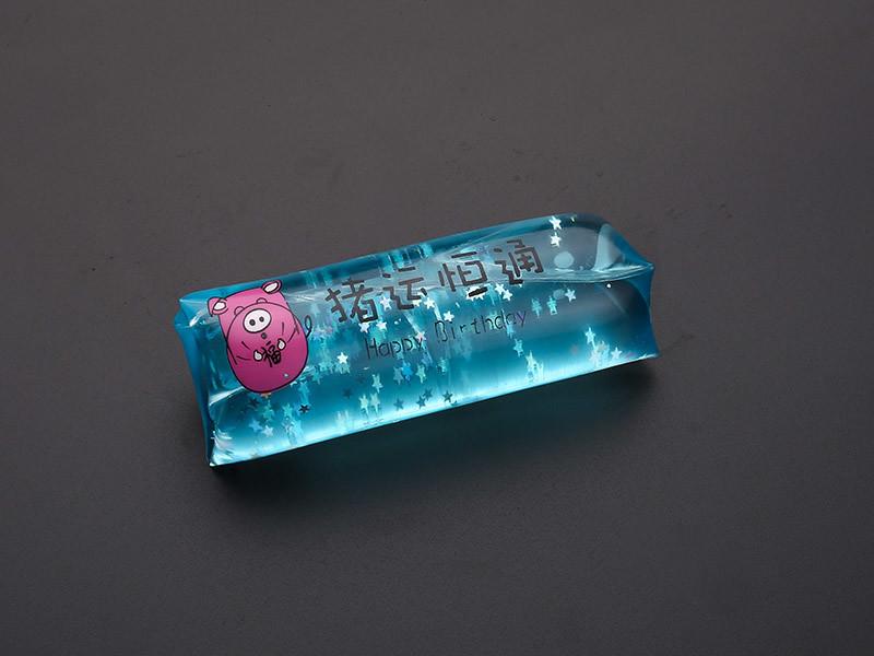 CQ8012 lucky pig blue
