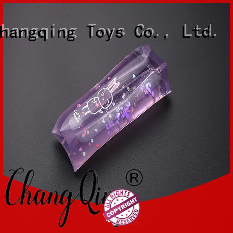 toys with water inside series for children Changqing Toys