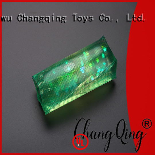 Changqing Toys glitter water tube toy personalized for children
