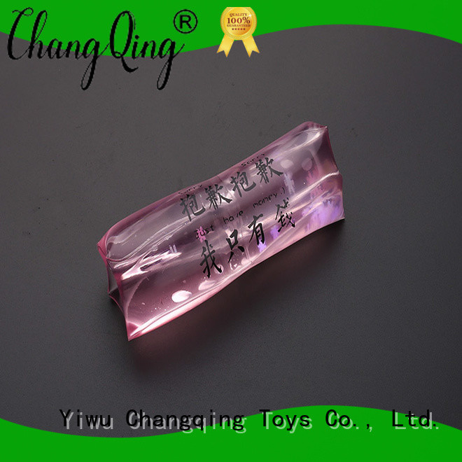 Changqing Toys fashion water slinky toy series for office