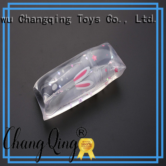 Changqing Toys water slinky toy with good price for students
