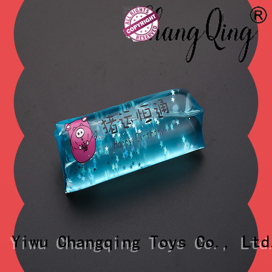Changqing Toys fashion stress toys inquire now for decompression
