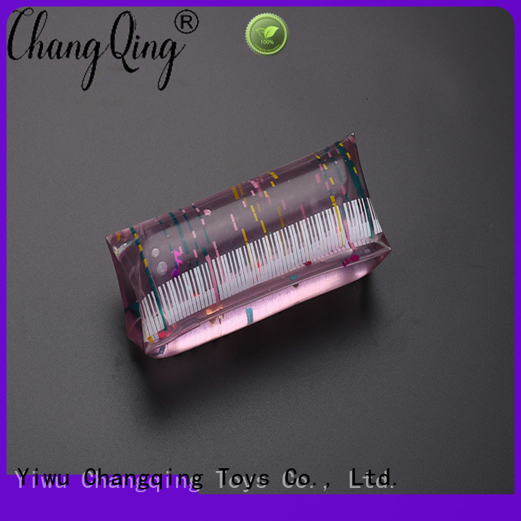 Changqing Toys approved squeezy toys with good price for decompression