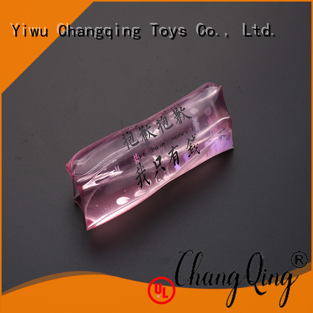 Changqing Toys stress toys factory price for household