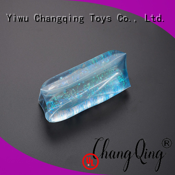 glitter water tube toy customized for children Changqing Toys