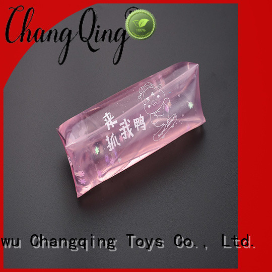 Changqing Toys colorful squishy toys with water inside for adults