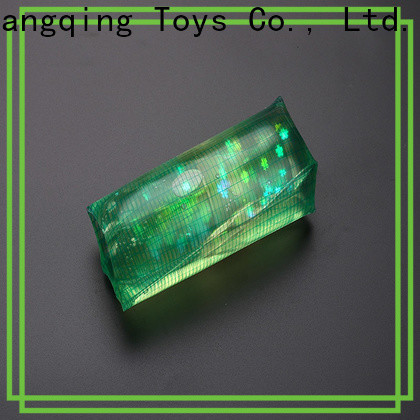 Changqing Toys quality glitter water tube toy design for adults