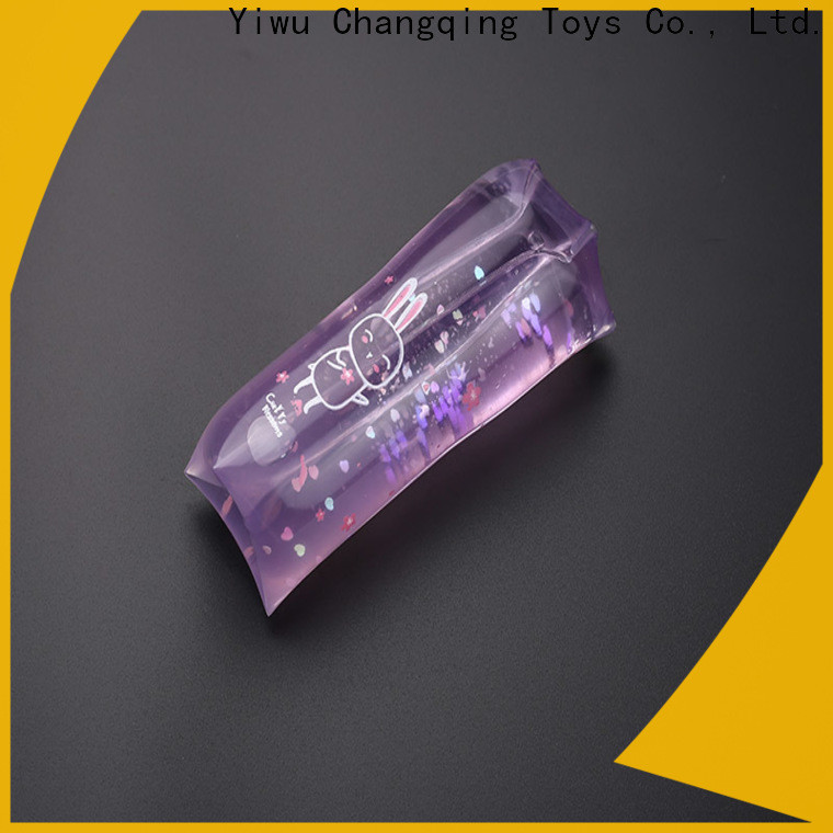 Changqing Toys certificated toys with water inside design for students