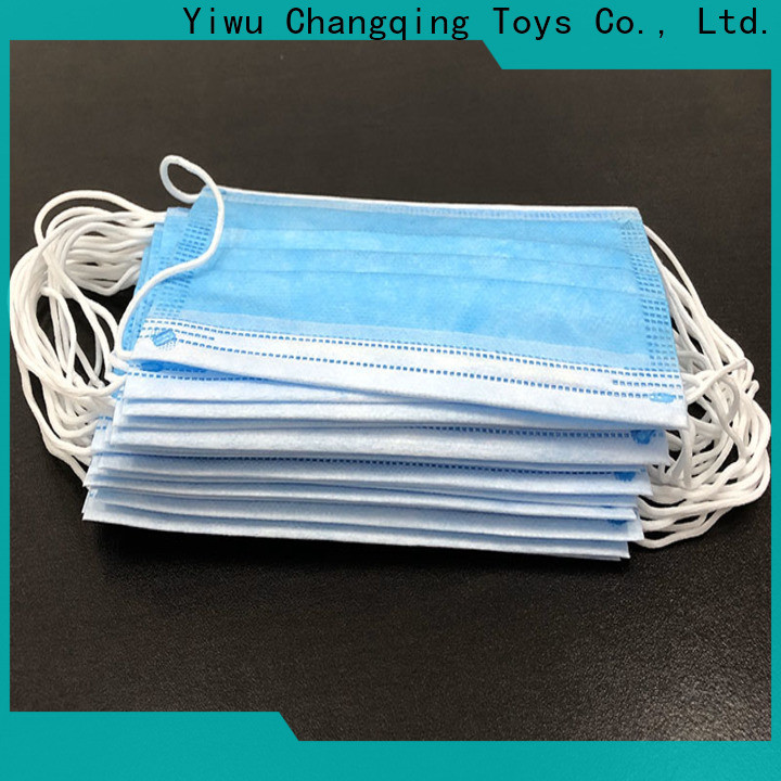 Changqing Toys quality medical mask factory for flu