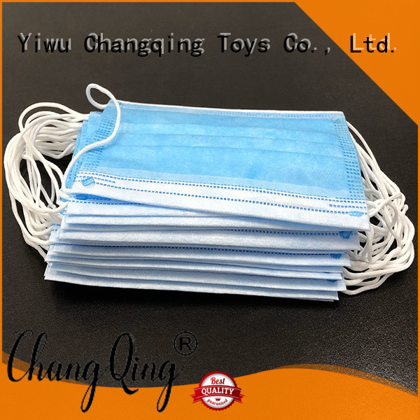 Changqing Toys approved kn95 mask manufacturer for flu